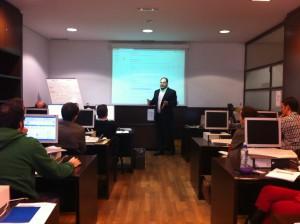 libnova imparte un curso sobre preservación digital y libsafe en la Biblioteca Nacional
