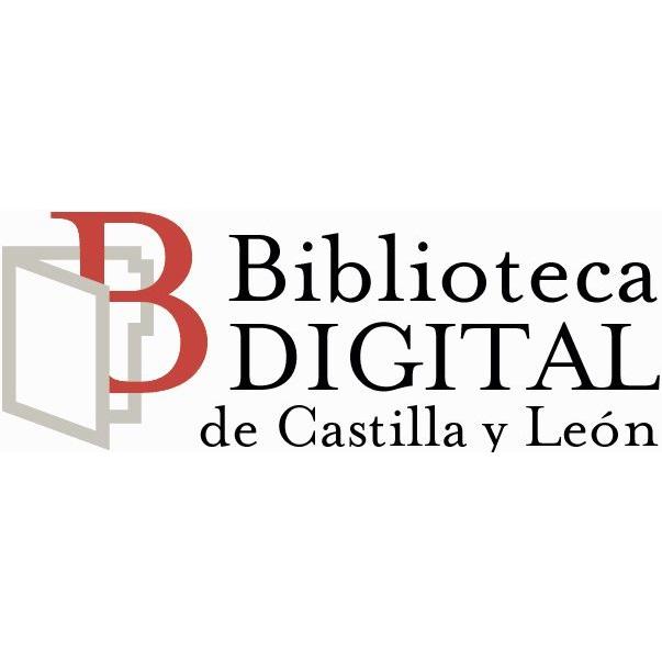 Logotipo de la Biblioteca digital de Castilla y León