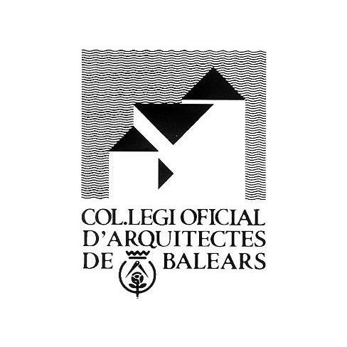 Logotipo del Colegio de Arquitectos de Baleares