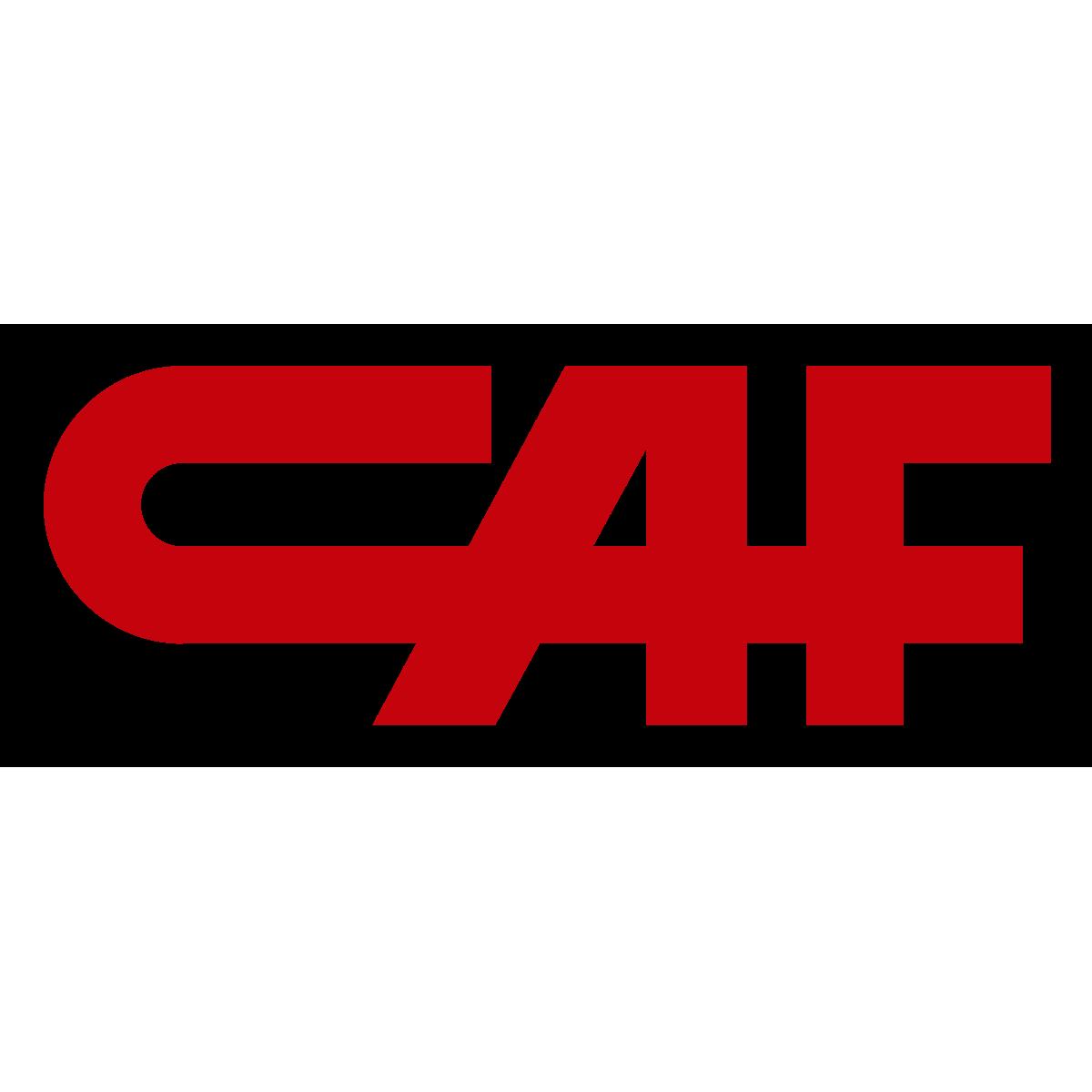 Logotipo de Construcciones y Auxiliar de Ferrocarriles