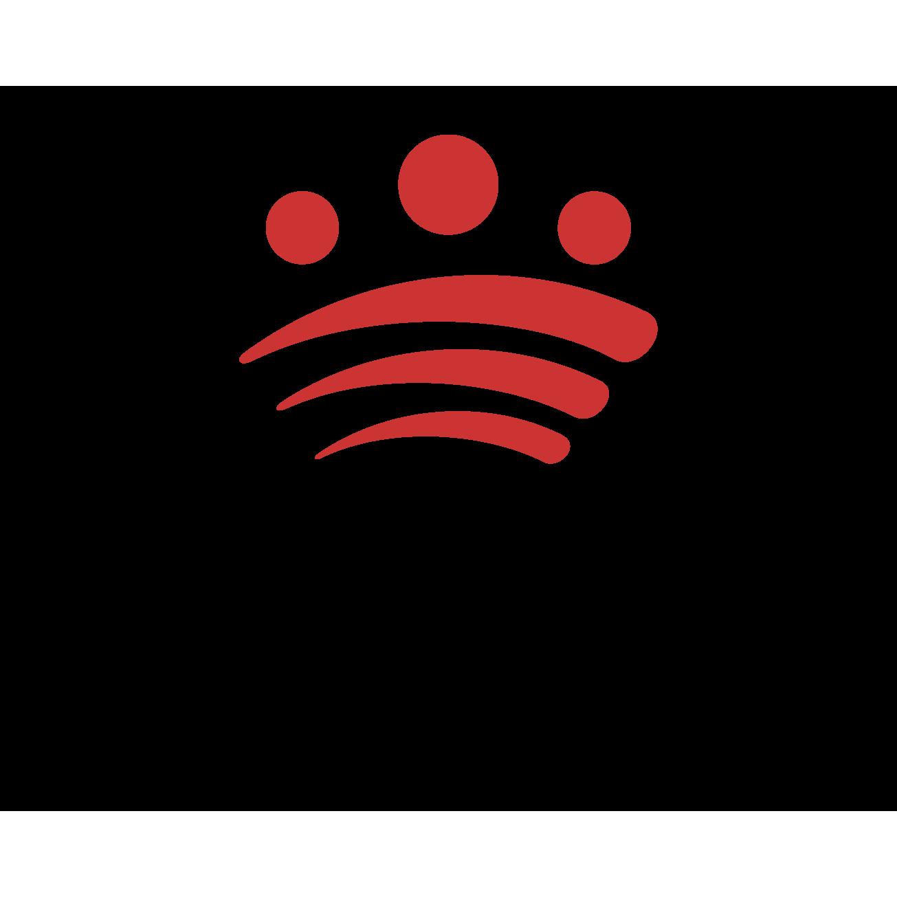 Logotipo de la Diputación de Badajoz